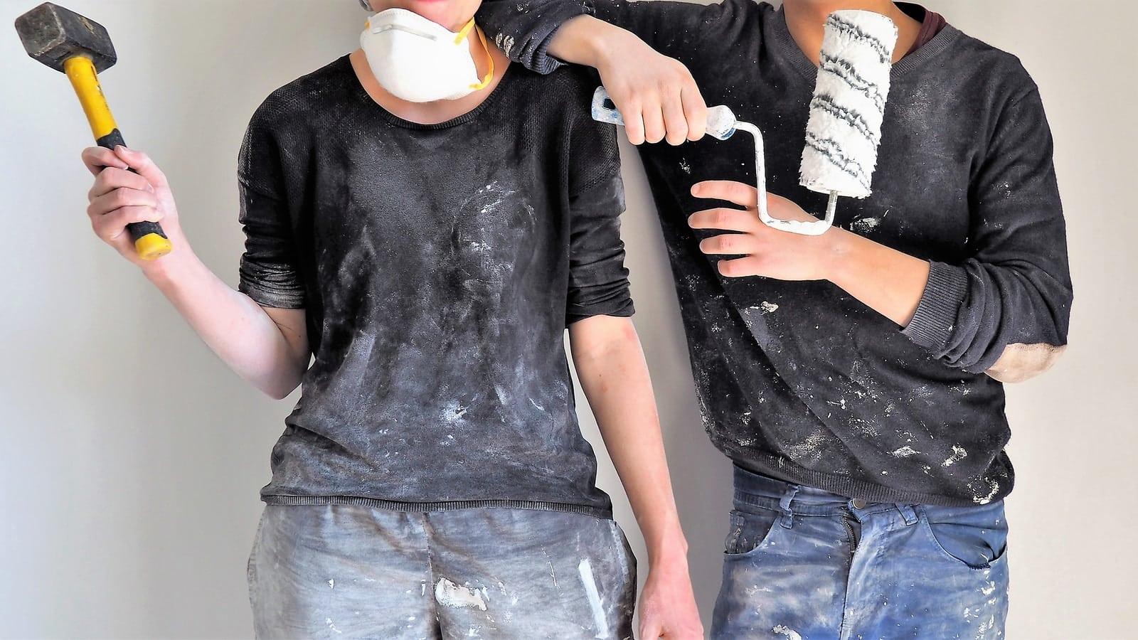 Mejora el confort en tu hogar aprovechando la pintura decorativa
