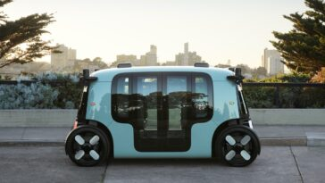 Amazon y Zoox lanzaron su coche autónomo