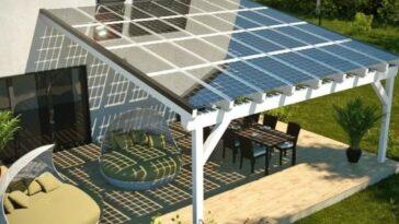 Las nuevas placas solares transparentes 5